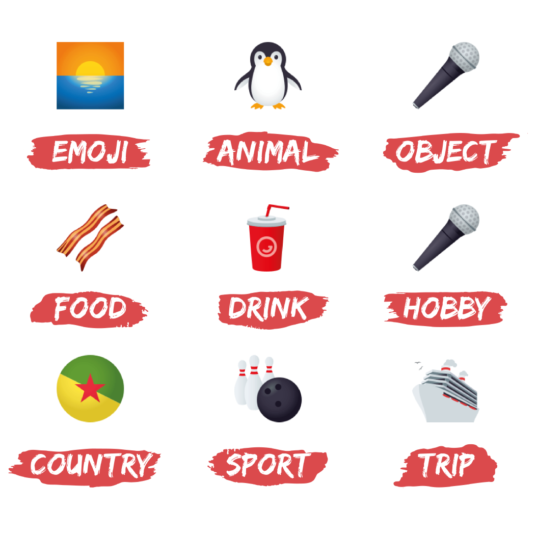 Emojis de Dagan