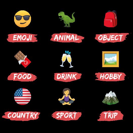 Emojis de Jessica