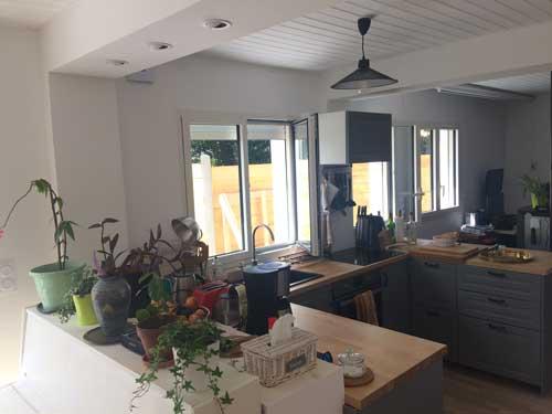 Cuisine maison architecte