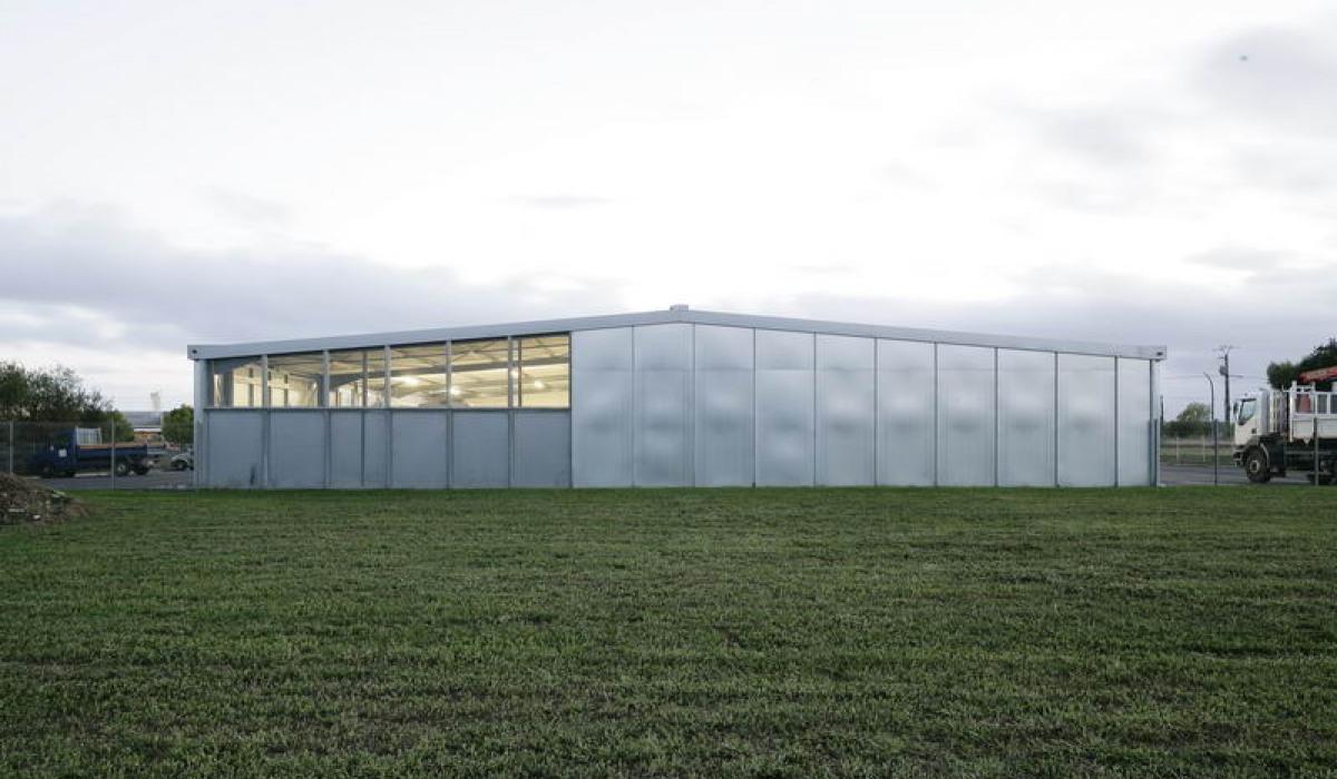 Archidvisor_Violaine Trolonge_Construction des régies de Bazas_1.JPG