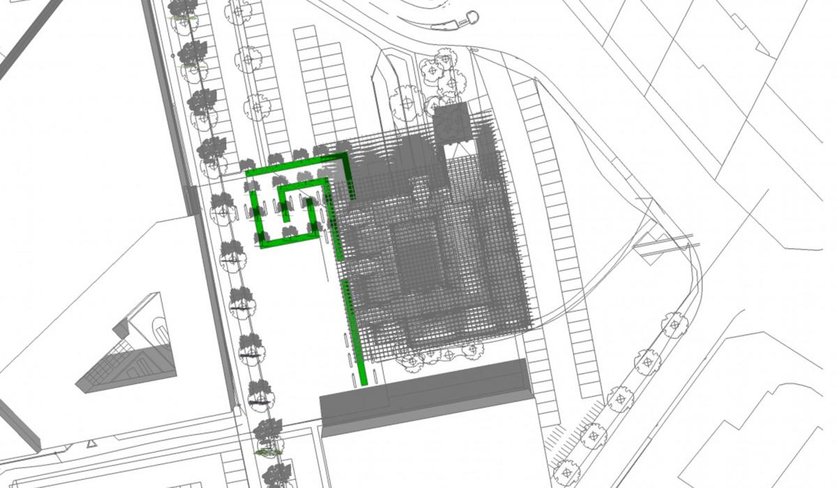 Mairie et projet aménagement de la Place Basse.jpg