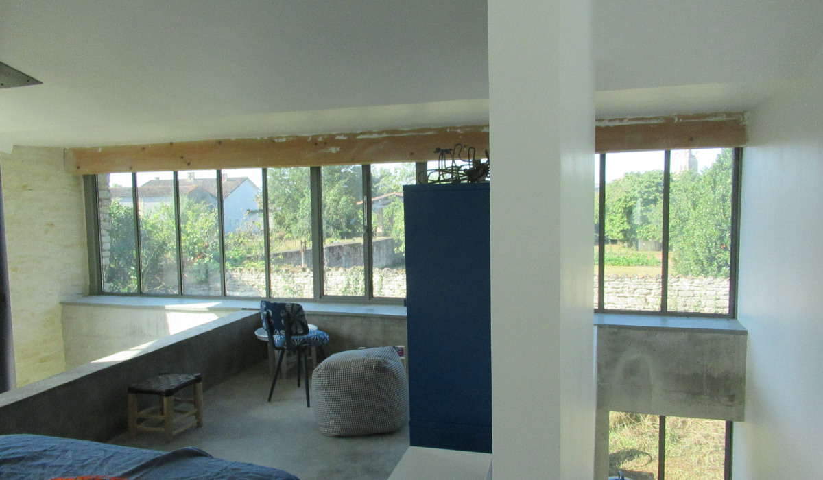 archidvisor...ARCAIS-mezzanine vers le jardin.JPG