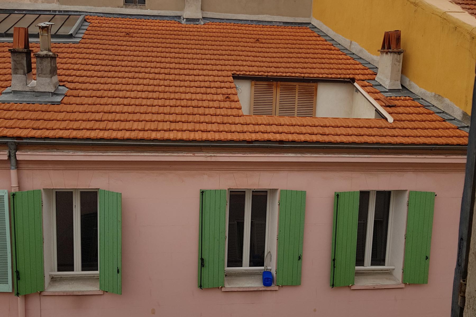 Creer Une Terrasse Tropezienne création d'une terrasse tropézienne d'un immeuble à toulon