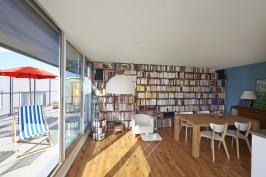 Appartement Chareau , aménagement intérieur