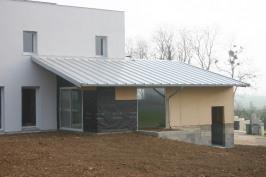 Maison RT2012 en lisière de village