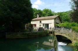 Réaménagement d'un moulin à eau