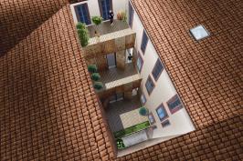 V82 - restauration immeuble 8 logements - Montauban 82