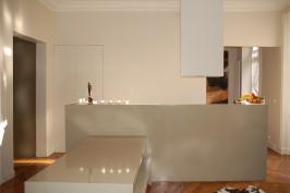 Création d'un appartement - Paris 10