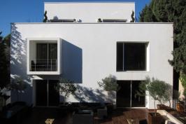 Maison des cèdres à Alger