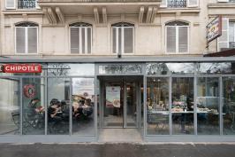Restaurant Blvd Saint Germain