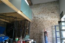 Grange style loft Pouilly