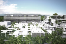 OMS HQ - Winner MIPIM Future Project Awards 2015
