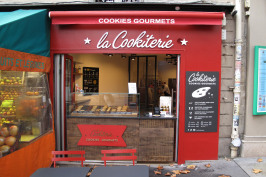 La Cookiterie à Paris IX°