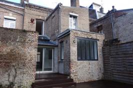 Réfection extension maison de ville