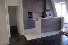 Appartement Ouvert contemporain