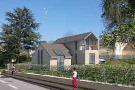 Construction neuve d'une maison individuelle (PC en cours)
