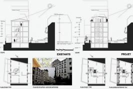 Immeuble de logements familiaux