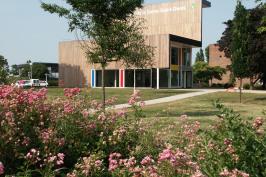 Pavillon public écologique