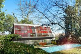 Maison Paysage Châtillon