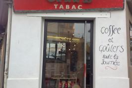 café et tabac
