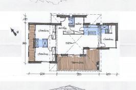 Maison mixte