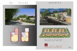 Résidence de 36 Maisons groupées Les demeures d'Estelle