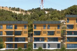 Ensemble résidentiel de standing 8 villas et 45 logements Domaine de l'Estaque