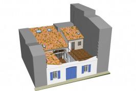 Terrasse en toiture