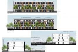 Résidence Arena - 38 logements collectifs en accession