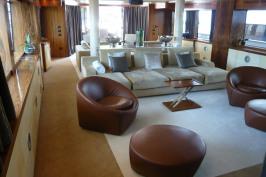 Yuko Yacht Interior Design