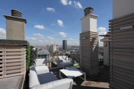 Rooftop Parisien