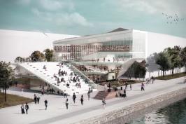 Copenhagen New library