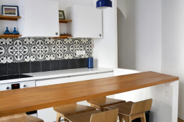 Restructuration d'un appartement à Belleville – Paris (75)
