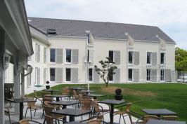 Extension de l'hôtel acadie