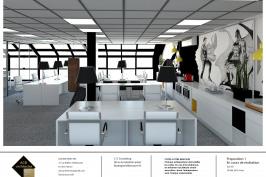Bureaux  C17 Coworking (Boulogne-Billancourt)