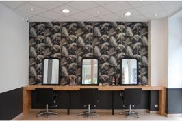 Aménagement d'un salon de coiffure- Paris XI