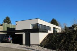 Villa contemporaine passive à Nivelles
