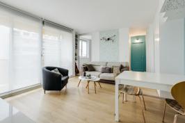 Créer une chambre dans un salon