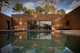 Villa + 3 logements