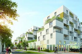 Concours 300 logements