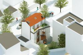 Extension de la maison V.