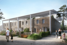 Construction de 8 logements intergénérationnels