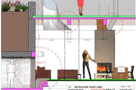 Réhabilitation d'une maison en meulière