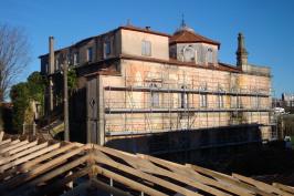 Rénovation d'un bâtiment  classé