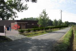 Construction d'un bâtiment regroupant les fonctions Habitation + Elevage de reptiles