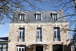Réhabilitation et Transformation d'un Hôtel particulier en 8 unités de logement