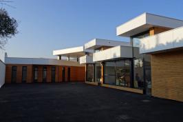 Extension école