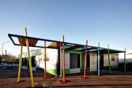 Extension Maison Municipale de Magonty