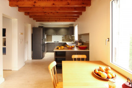 Réagencement salon / Rénovation cuisine