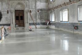 Réhabilitation synagogue de Rosheim